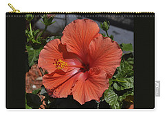 Glorious Hibiscus Carry-all Pouch