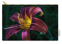 Carry-all Pouch featuring the photograph Glorious by Kendall McKernon