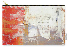 Glorious Mess - Bright Abstract Painting Carry-all Pouch