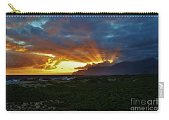 Glorious Morning Light Carry-all Pouch by Craig Wood