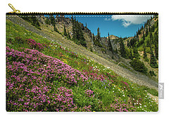 Glorious Mountain Heather Carry-all Pouch