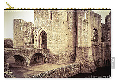 Glorious Raglan Castle Carry-all Pouch