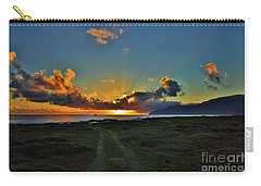 Glorious Sunrise Carry-all Pouch by Craig Wood