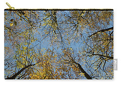Carry-all Pouch featuring the photograph Glorious Tree Tops by Kennerth and Birgitta Kullman