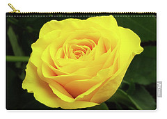 Glorious Yellow Rose Carry-all Pouch
