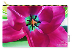 Carry-all Pouch featuring the photograph Glory Hallelujah by Roberta Byram