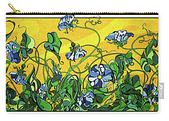Glory In The Flower Carry-all Pouch