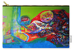 Glory Of Harmony Carry-all Pouch by Sanjay Punekar