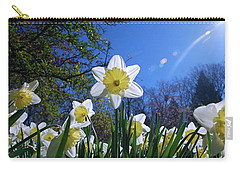 Glory Of Spring Carry-all Pouch