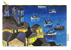 Glouchester Harbor Carry-all Pouch