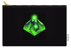 Glow Carry-all Pouch by Kevin Caudill