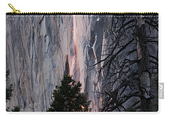 Glow Starting Horsetail Falls 2017 Carry-all Pouch
