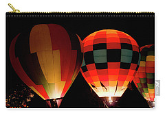 Glowing Balloons Carry-all Pouch