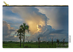 Glowing Cloud Sunrise Carry-all Pouch
