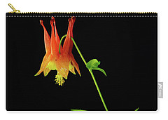 Glowing Colombine Carry-all Pouch
