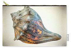 Glowing Conch Shell Carry-all Pouch