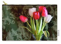 Carry-all Pouch featuring the photograph Glowing by Joan Bertucci