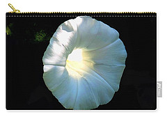Glowing Morning Glory Carry-all Pouch