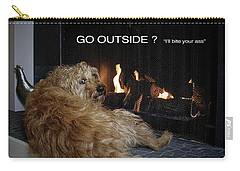 Go Outside ? Carry-all Pouch