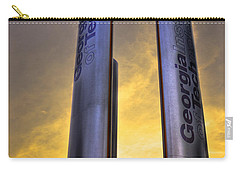 Go Tech Georgia Tech Sunset Art Carry-all Pouch