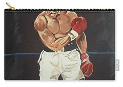 G.o.a.t. Carry-all Pouch by Autumn Leaves Art
