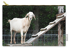 Goat Smile Carry-all Pouch
