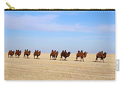 Gobi Camels Carry-all Pouch