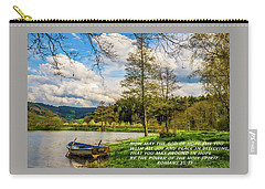 God Of Hope Carry-all Pouch