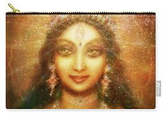 Goddess Durga Face Carry-all Pouch