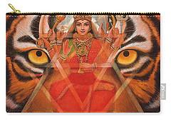 Goddess Durga Carry-all Pouch