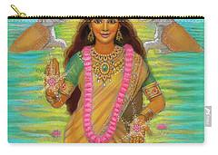 Goddess Lakshmi Carry-all Pouch