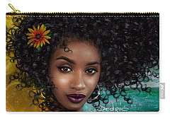 Goddess Oshun Carry-all Pouch