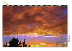 God's Artwork Carry-all Pouch by Gina Savage