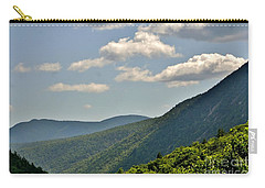 Carry-all Pouch featuring the photograph God's Country by Barbara S Nickerson