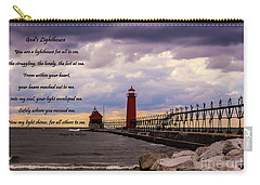 God's Lighthouse Carry-all Pouch