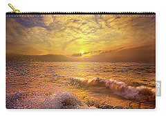 Carry-all Pouch featuring the photograph Gods Natural Cure by Phil Koch