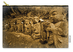 Carry-all Pouch featuring the photograph Gods Of Japan by Daniel Hagerman