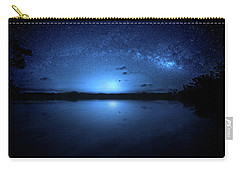 Carry-all Pouch featuring the photograph Gods Of Nature by Mark Andrew Thomas