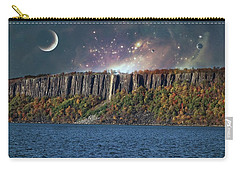 God's Space Over Planet Earth Carry-all Pouch
