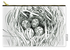 Godwit Nest Carry-all Pouch