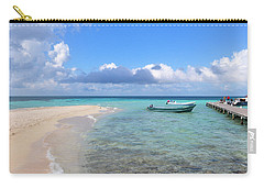 Goff's Caye Island Carry-all Pouch