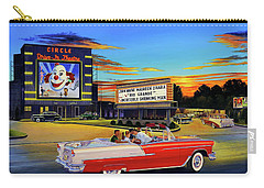 Goin' Steady - The Circle Drive-in Theatre Carry-all Pouch