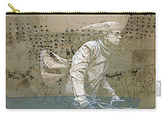 Going For Gold Carry-all Pouch by Paul Lovering