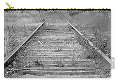 Carry-all Pouch featuring the photograph Going Nowhere by Corinne Rhode
