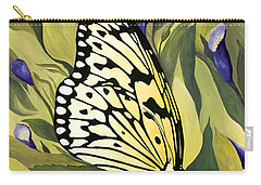 Gold Butterfly In Branson Carry-all Pouch