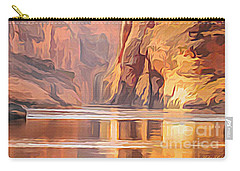 Gold Canyon River Carry-all Pouch