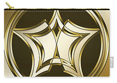 Gold Coffee 12 Carry-all Pouch