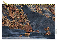 Carry-all Pouch featuring the photograph Gold Rush by Edgars Erglis