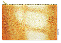 Carry-all Pouch featuring the photograph Gold Toner by Craig J Satterlee