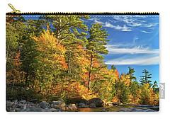 Golden Autumn Light Nh Carry-all Pouch